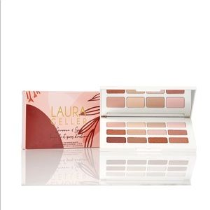 NEW Laura Geller Cinnamon&Spice Eyeshadow Palette